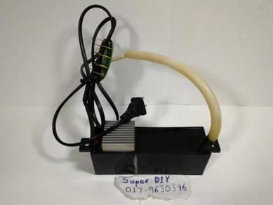 Air purifier high power negative ion generator