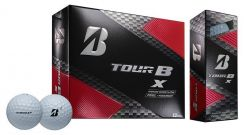 Bridgestone 2018 TOUR B X Golf Balls