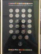 1990 World cup commemorative medal collection