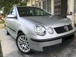 Used Volkswagen Crosspolo for sale