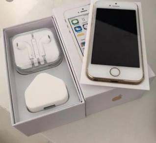 IPhone 5s 64gb gold (my set)