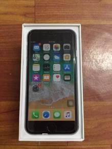 Iphone 6s 64gb gray cash/swap