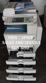 Mpc 3501 ricoh copying machine