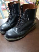 Dr. Marten Made in England US12 8 - eyelet