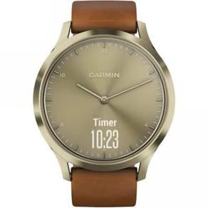 Garmin Vivomove HR Premium Smart Watch - Gold, Sma
