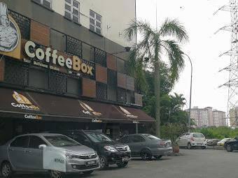 Cheras Maju Shop / Office