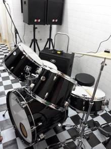 Guitar Set Home Jamming Studio Full Package