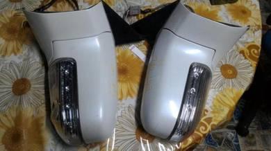 Side mirror autoflip Nissan Elgrand E51 facelift