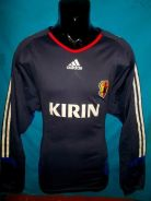 Japan adidas formotion training jersey XL