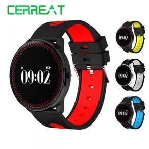 New Smartwatch Wit Monitor Bp Heart Rate Calori M1