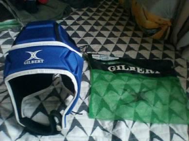 Headguard rugby gilbert