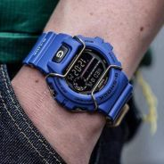 G shock gls6900 blue