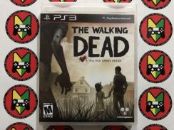 [USED]PS3 The Walking Dead
