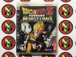 [USED]PS3 Dragon Ball Z Burst Limit
