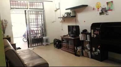 Single Storey FREEHOLD Terrace House with attic floor - Jalan Setia 8