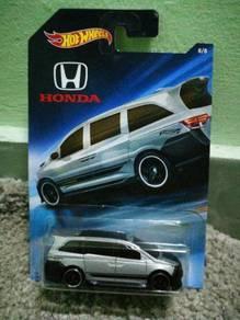 Hot wheels honda series