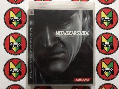 [USED]PS3 Metal Gear Solid 4
