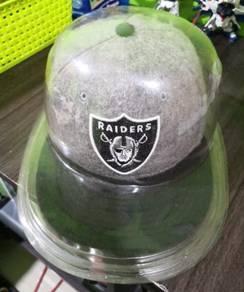 Raiders New Era Full Cap wool ( size 7 )