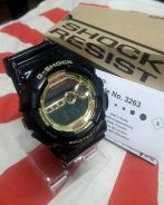 G Shoco Gd100 GB black gold