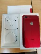 IPhone 7  (128GB) Product Red, New Phone