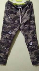 Terranova Camouflage Jogger Pants