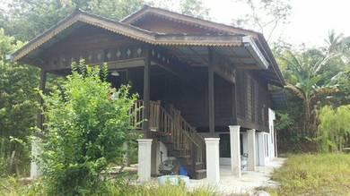 Rumah bungalow untuk disewa