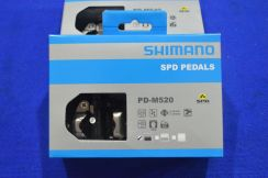 New Shimano M520 Clipless SPD MTB Pedals