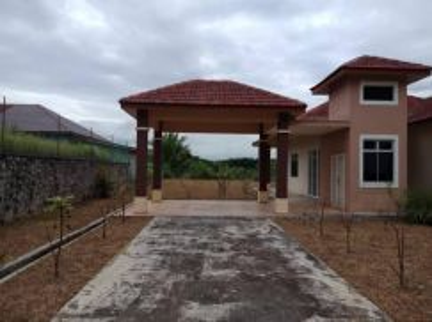 Single storey bungalow house, Idaman Villa, Sbn, N9