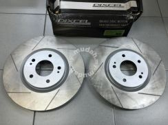Dixcel Disc Rotor Type SD Mitsubishi Evolution 9