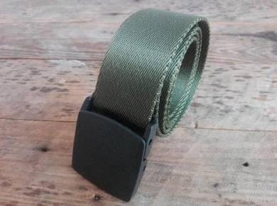 Nylon Camping Tactical Travel Belt Plastic Buckle-