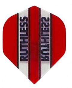 Darts flight ruthless merah