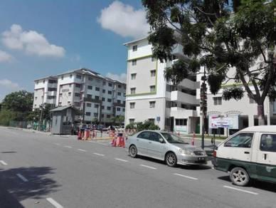 Low Cost Seroja Apartment Setia Alam Klang