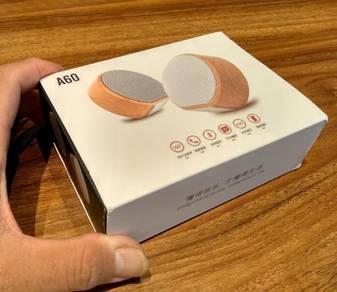 Bluetooth Speaker, Honor. Retro Wooden. New