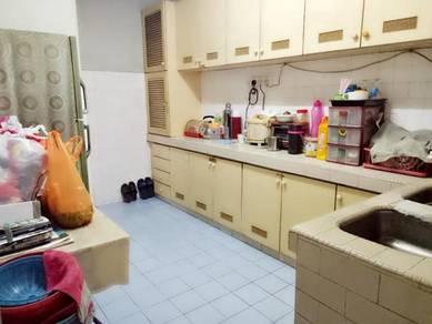 Kepong Taman daya ,taman ehsan ,desa jaya ,kitchen extended