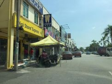 Kampung Baru Shop Lot Bukit Mertajam