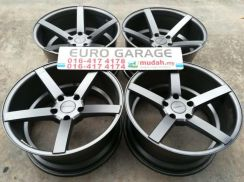 Used rim 18inc vossen cv3 for bmw e39 e60