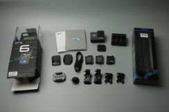 GoPro Hero 6 Black (6m Warranty) Near New