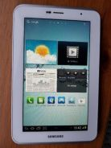 Samsung Tab 2 untuk di letgo
