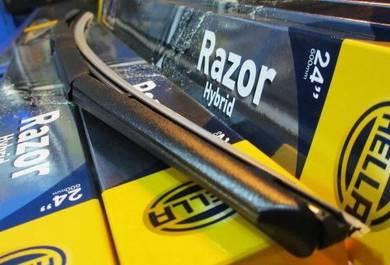 HELLA RAZOR HYBRID GERMANY 3D Wiper Blade ORIGINAL