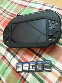 Sony PSVITA PSH-2006 Black