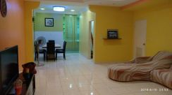 Gelang Patah Setia Eco Garden Double Storey (Fully Furnished)