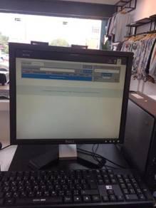 Mesin Cashier POS System Cash Register Borong 024
