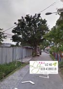 Real & professional - jalan perak - jelutong land with toilet and roof