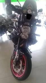 Kawasaki versys 650 - 2013 good condition