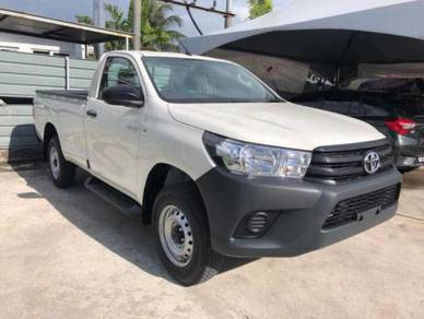 New Toyota Hilux for sale