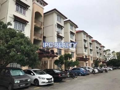 Apartment Pesona Taman Pauh Jaya, Permatang Pauh, Penang