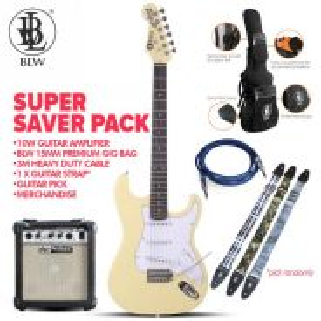 BLW Electric Guitar With 10Watt Amplifier