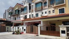 3 Storey Terrace House, Freehold Renovated, Cheras South