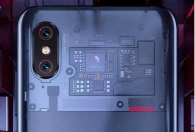 XIAOMI Mi8 PRO   Mi 8 Explorer Edition(8GB RAM)MY