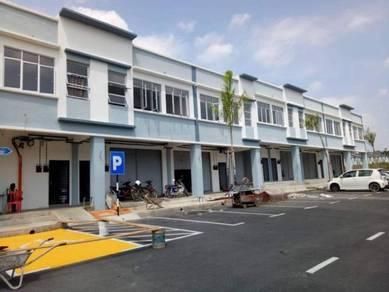 Shoplot 2 tingkat Taman Belimbing Harmoni Melaka 20x65